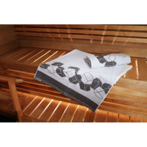 Ručník do sauny HARVIA 80 x 150 cm