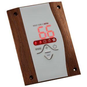 Regulace sauny Sentiotec Wave.Com4 základní set pro infrasauny